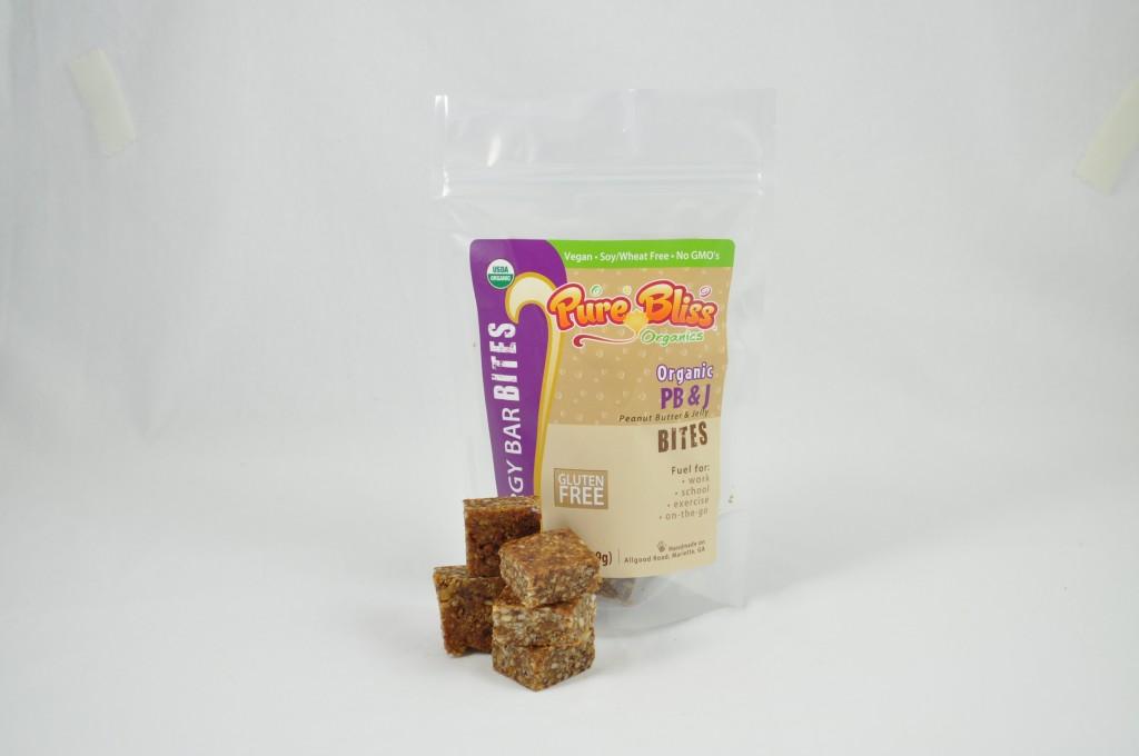 PB & J Bites