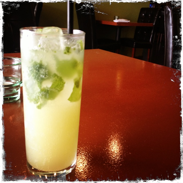 Ginger Mint Mocktail
