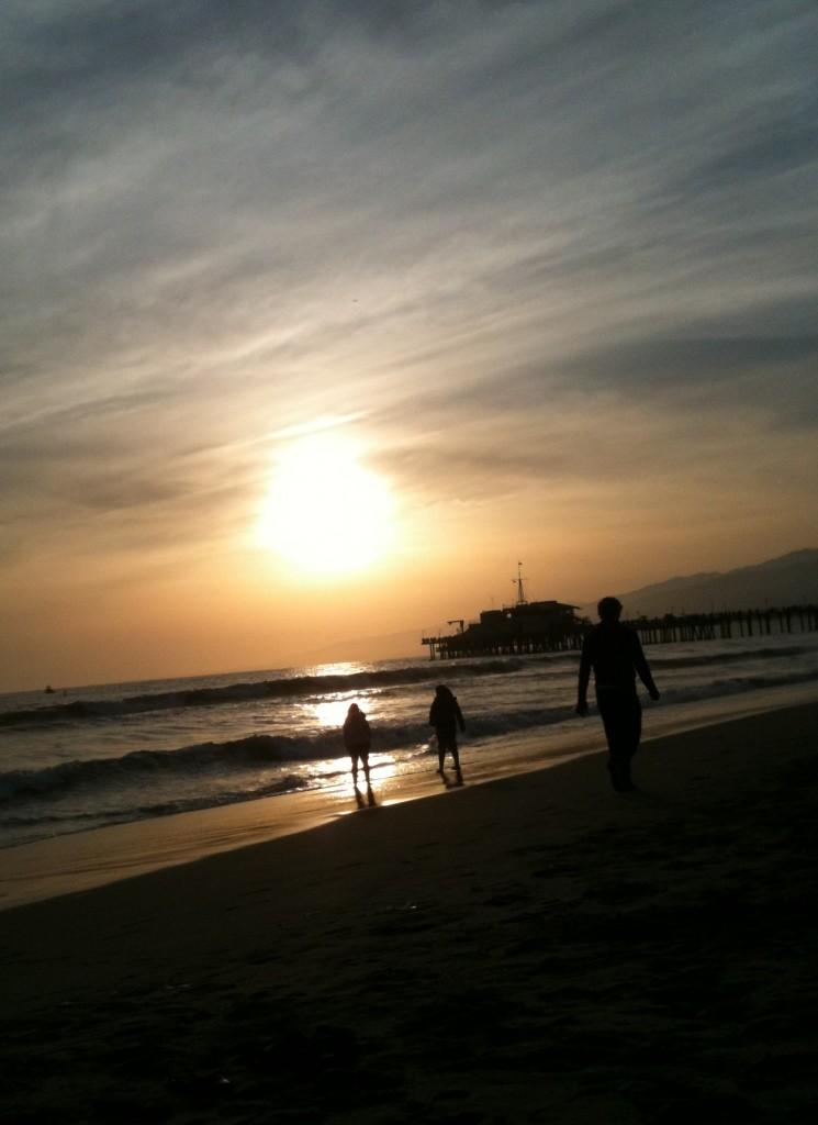 Ocean, Santa Clara