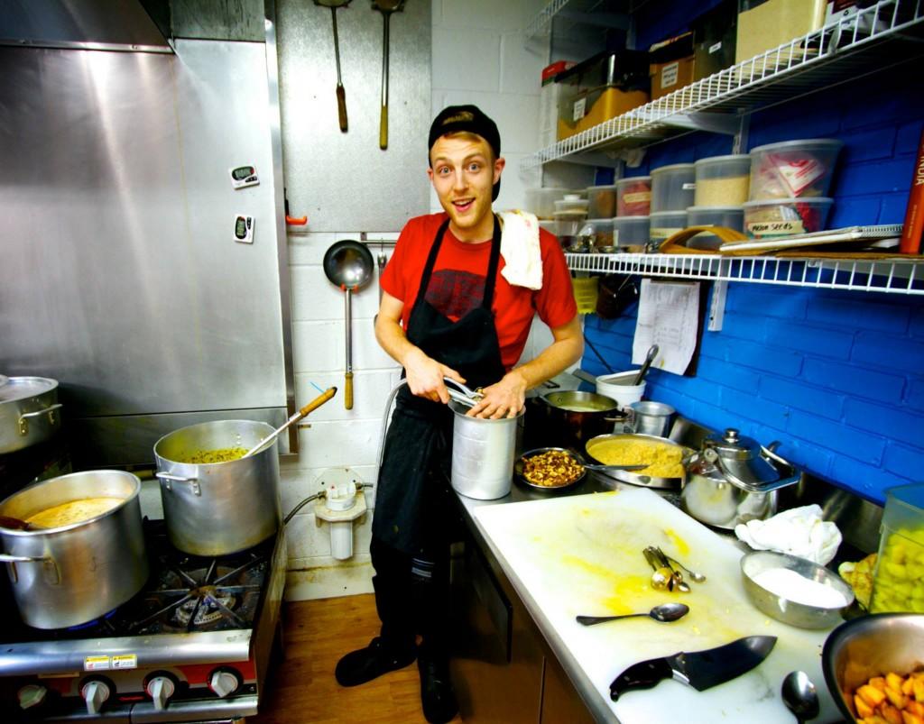 Daniel Peach, Chef, Chai Pani