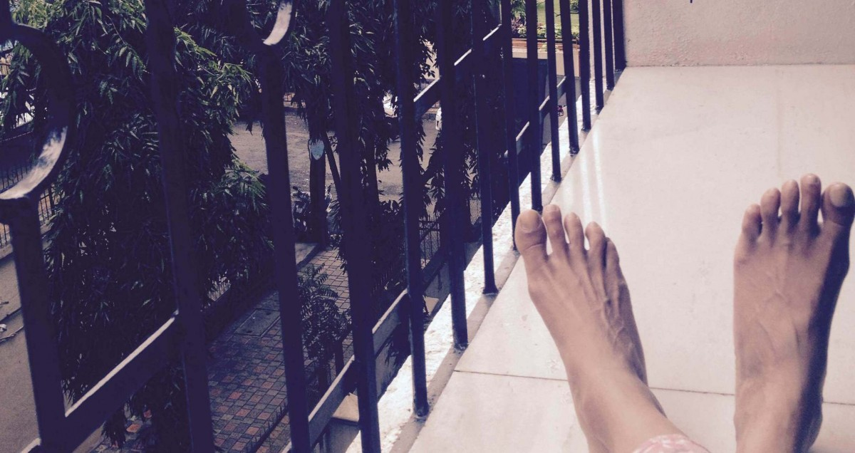 Balcony Feet